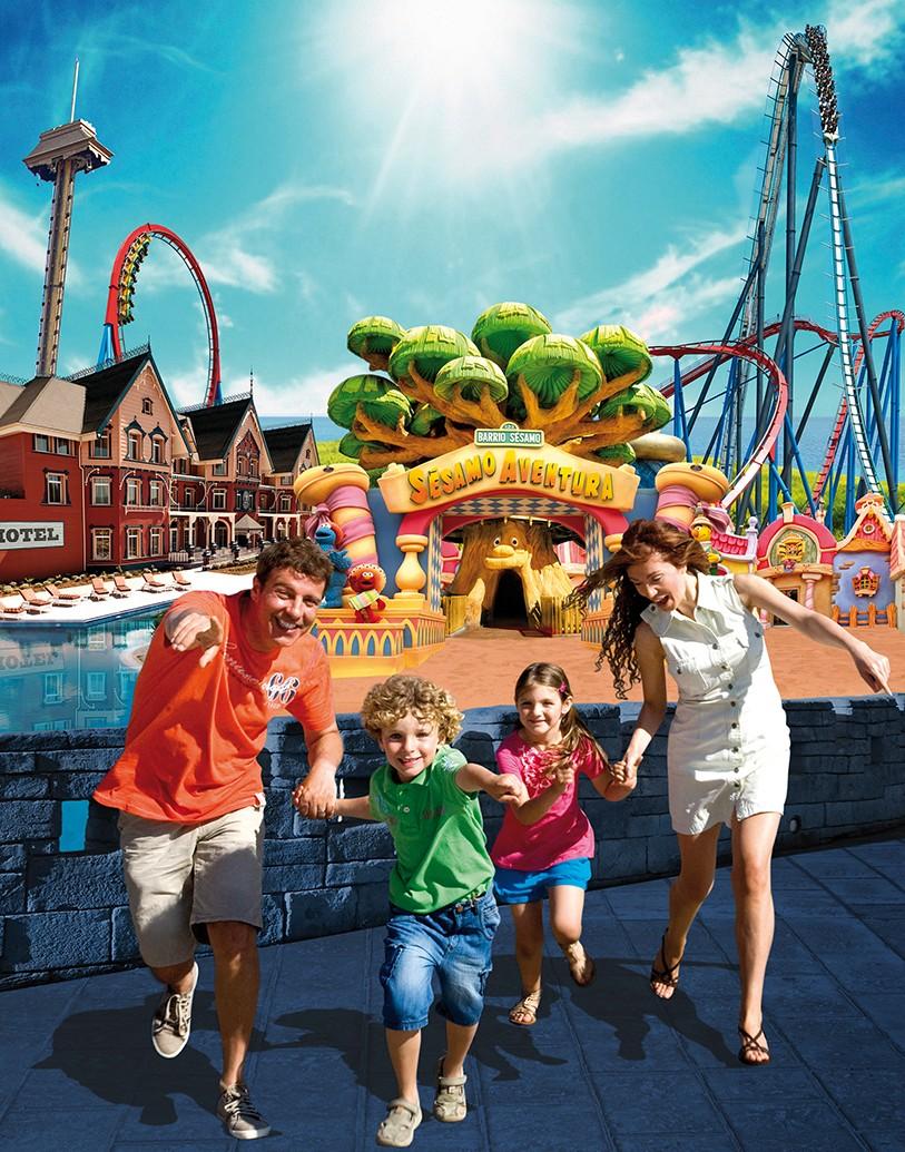 Super divertimento per tutta la famiglia: Disneyland Paris, Parco Portaventura e  Maiorca