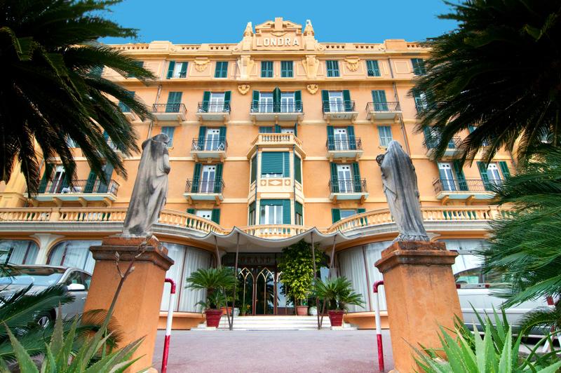 Grand Hotel de Londres **** – Sanremo- Liguria