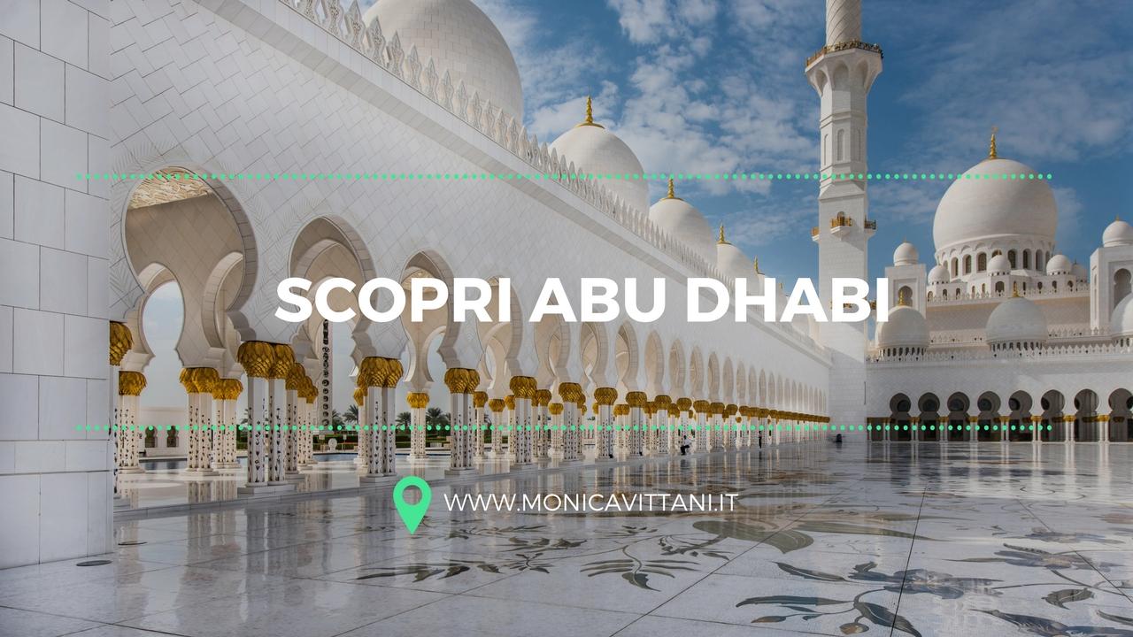 Scopri  Abu Dhabi