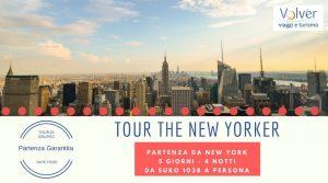 Tour di gruppo new york