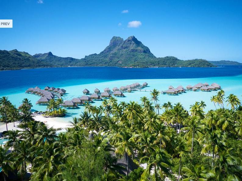 Polinesia Bora Bora Pearl Beach Resort