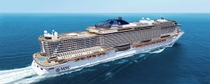 Msc Crociere Seaview