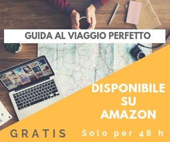 """Il nostro libro """"Guida al viaggio perfetto"""" è su Amazon!"""