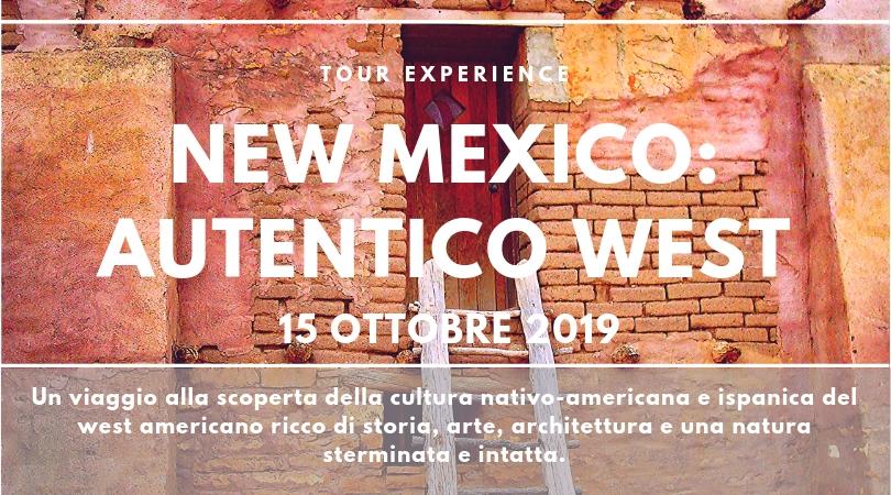 New Mexico autentico West: tra cultura nativo-americana e ispanica e natura selvaggia e intatta