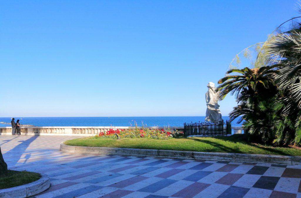 Liguria- Sanremo- Passeggiata Imperatrice
